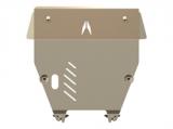 защита {картера и КПП} ACURA ZDX (2013 -) 3,7 АТ 4wd ; алюмин. 5 мм, Гибка, 11,18кг., 1 лист