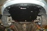 защита {картера и КПП} HYUNDAI Sonata YF (2010 -) 2,0; 2,4 (кузов: YF) сталь 2 мм, Гибка, 12,95кг.,