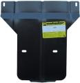 Защита стальная 2 мм КПП BMW 520i