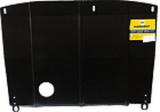 Защита стальная Мотодор 00304 Dodge Caravan II