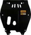 Защита стальная Мотодор 00511 Daewoo Nexia