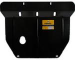 Защита стальная Мотодор 00605 FIAT Punto