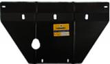 Защита стальная Мотодор 00607 FIAT Punto