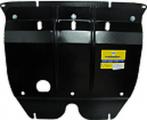 Защита стальная Мотодор 00610 FIAT Grande Punto