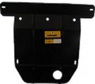 Защита стальная Мотодор 00703 Ford Sierra