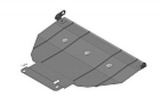 Защита стальная Мотодор 00713 Ford Escort