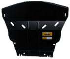 Защита стальная Мотодор 00714 Ford Fusion