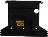 Защита стальная Мотодор 00718 Ford Escort