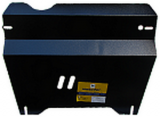 Защита стальная Мотодор 00729 Ford Ranger