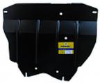 Защита стальная Мотодор 00732 Ford Escort