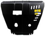 Защита стальная Мотодор 00738 Ford Maverick