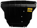 Защита стальная Мотодор 00743 Ford Escape