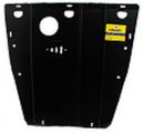 Защита стальная Мотодор 00744 Ford Mondeo III