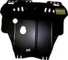 Защита стальная Мотодор 00747 Ford Focus III