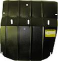 Защита стальная Мотодор 00748 Ford Transit