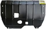 Защита стальная Мотодор 00754 Ford Transit