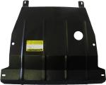 Защита (двигатель, КПП) Mitsubishi Grandis 2001г/ Space Wagon GDI 1998-2004; V=2,4, сталь
