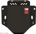 Защита АКПП и МКПП для VOLKSWAGEN Passat B5, 1 996-2 005, 3B5, сталь