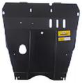 Защита стальная Мотодор 02414 FIAT Sedici