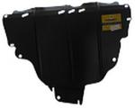 Защита стальная Мотодор 02615 Ford S-max