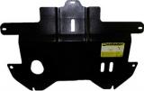 Защита стальная 2 мм Д,КПП Chevrolet Spark 2010>