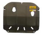 Защита стальная Мотодор 03701 Iran Khodro Samand