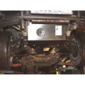 защита {картера} CHEVROLET Blazer сборка Россия (1998 - 2001) 2,2; 2,5 TD (кузов: S 10) сталь 2 мм,