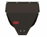 Защита {картера} TOYOTA Chaiser/Cresta/Mark II (1992 - 1996) 2,5 2wd (кузов: X90) сталь 2 мм