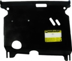 Защита стальная Мотодор 04301 Daihatsu Sirion