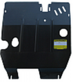 Защита стальная Мотодор 04602 Hafei Simbo