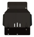 защита {картера} CHEVROLET Tracker (1998 - 2004) 1,6; 2,0 ; сталь 2,5 мм, Гибка, 8,5кг., 1 лист