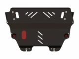 Защита для картера и КПП Citroen С4 08- 1,6