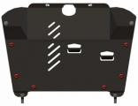 Защита {картера и КПП} TOYOTA Highlander (2001 - 2007) 2,4; 3,0; 3,3 (кузов: ACU2 ; MCU2 ; MHU2) ста