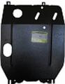 Защита стальная Мотодор 05201 Jeep Liberty