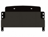 Защита {рулевых тяг} TOYOTA Land Cruiser 100/105 - для 0530 (1998 - 2007) 4,2D; 4,5; 4,7 (кузов: J10