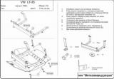 Защита {картера} VOLKSWAGEN LT- 35 Sprinter (1996 - 2000) 2,5 (кузов: 2) сталь