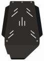 защита {АКПП и РК} TOYOTA Land Cruiser 100 - для 0530 (1998 - 2002) 4,7 (кузов: J10)/LX470 сталь
