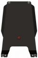 Защита АКПП CHRYSLER 300 C - для 0739 2,7; 3,5; 2004 - 2010; DODGE Magnum 2,7; 3,5 2003 - 2008 сталь