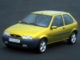 Комплект крепежа к защите картера Ford Fiesta I, II