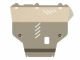 Защита картера и КПП, FORD Focus III , 1,6 MT; 1,6 Duratec TiVCT (6DCT250), 2,0 МТ, 2011 -, AL 5 мм