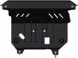 защита {картера и КПП} FORD EcoSport (2014 -) 2,0 МТ 4 wd; 2,0 МТ; 1,6 МТ ; сталь 2,5 мм, Универсаль