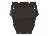 Защита картера, LEXUS GS300 (GRS, UZS), 3,0 4wd, 2005 -, сталь 2 мм