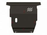 Защита {картера и КПП} CHERY Tiggo (2005 -) 2 (кузов: T11) сталь 2 мм, Универсальный штамп, 10,63кг.