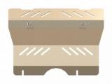 защита {рулевых тяг} TOYOTA Land Cruiser FJ Cruiser, 120 (Prado) - для 0860, 0861 на штатную защиту (2002 - 2009