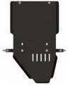 Защита КПП и РК для TOYOTA FJ Cruiser/ Prado 120, 2 007-2 010, GSJ15, сталь
