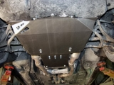 защита {картера} CHRYSLER 300 C (2004 - 2010) 2.7 ; 3.0CRD ; 3.5 ; 5.7 ; 6.1 4wd ; сталь 2,5 мм, Гиб