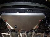 090744 Защита картера и КПП Honda FR-V (2004-2009) V-1.7,1.8,2.0,2.2CTDi/Honda Edix(2004-2009)