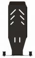 защита {редуктора} AUDI Q 7 (2006 - 2014) 3.6 FSI; 4.2 FSI; 3.0TDI; 4.2TDI
