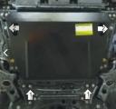 Защита (двигатель, КПП) Lexus NX200 2,0i (2014-) сталь