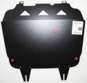 Защита КПП+комплект крепежа Ford Renger,V-2.5T(2007-2012)